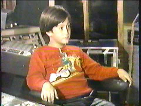 Very Young Sean Lennon Interview on the Stepping Out Album