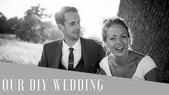 Our £4,000 DIY wedding