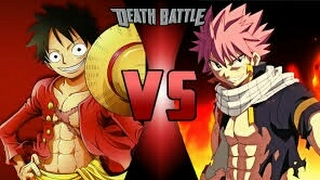 EL CONBATE FINAL/FAIRY TAIL VS ONE PIECE final