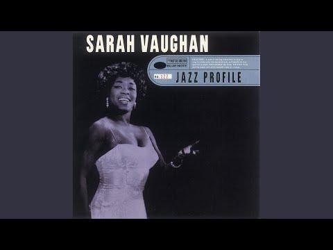 sarah vaughan moanin 1993 digital remaster