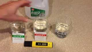 Digital Ph Meter Review - Push Button Calibration(http:///phmeter.risantec.com Digital pH Meter Review This digital pH meter review is going to focus on the auto calibration feature of the Risantec ph meter., 2015-10-20T16:43:20.000Z)
