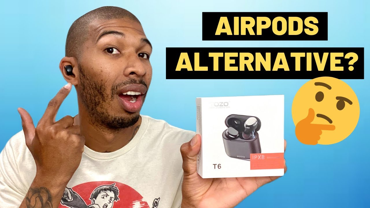 Affordable True Wireless Earbuds from Tozo T6 - YouTube