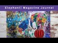 Magazine Journal - Elephant