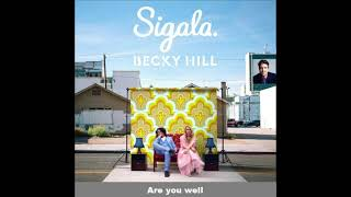 Are you well - Sigala, Becky Hill, Greg James, Radio 1 - 4/7/2019 Video