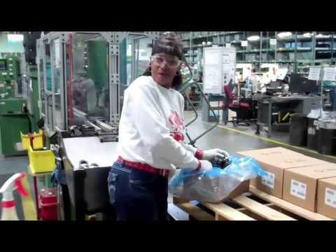 Manufacturing in Bulloch County and Screven County Georgia