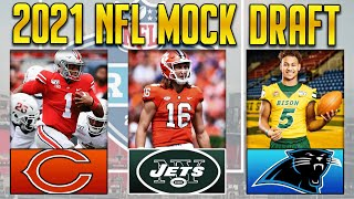 2021 NFL Mock Draft