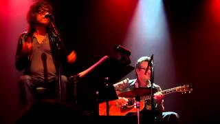 "David Johansen & Brian Coonan - ""Funky But Chic"" (5-26-12)"