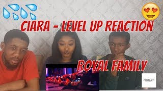 Ciara - Level Up Reaction | Royal Family Dance | EstruaBeauty Video