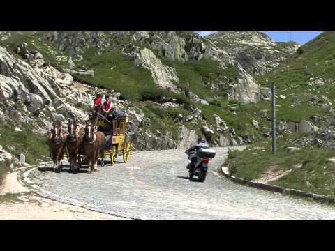 diligenza  del  S.  Gottardo / Historische reisepost Gotthard