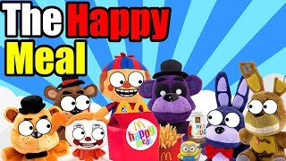 FNAF Plush - The Happy Meal