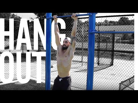 Passive Hang - FULL BODY STRETCH to improve POSTURE and Shoulder Health