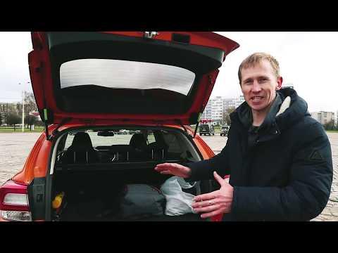 Subaru XV 2020 с Комментариями Заядлого Субариста. (2-е поколение) . Длинное видео! Тест-драйв