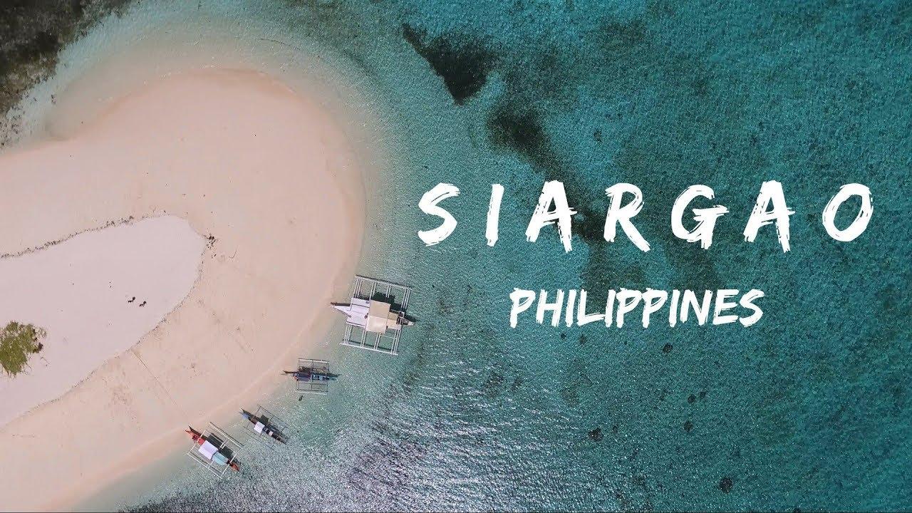 siargao island philippines 2017 youtube