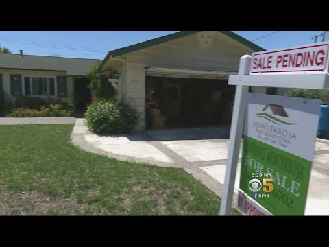 Bay Area Housing Market Showing Signs Of 'Buyer Fatigue'