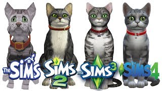 ♦ Sims - Sims 2 - Sims 3 - Sims 4 : Cats