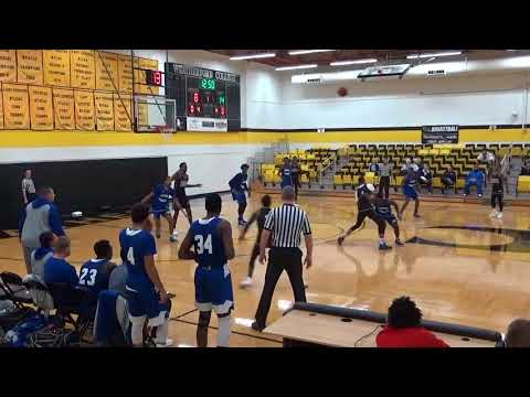 10-28-17 Weatherford College vs Frank Phillips College Men's Basketball Scrimmage Game
