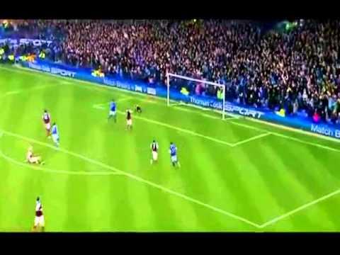 Kevin Mirallas - Top 5 Goals - 2012/2013