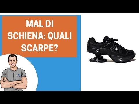 separation shoes f4350 3bf7f Mal di schiena: meglio scarpe alte o basse? - YouTube