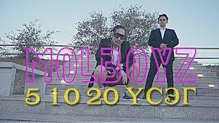 MOLBOYZ - 5 10 20 useg (Official MV)