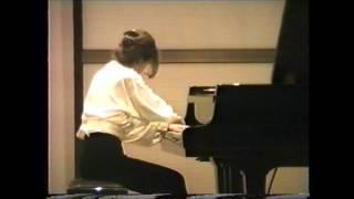 BRAHMS J. - Intermezzo Op. 116, Nr. 4, E-dur (Piano - Elena Kostovska)