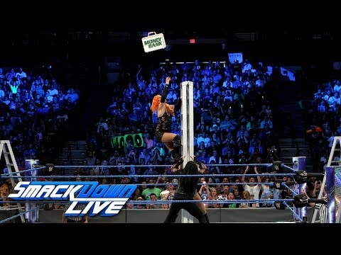 Women's Money in the Bank Ladder Match: SmackDown LIVE, June 27, 2017