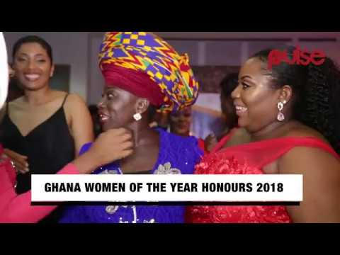 HIGHLIGHT GHANA WOMEN OF THE YEAR HONOURS 2018 | Pulse Events