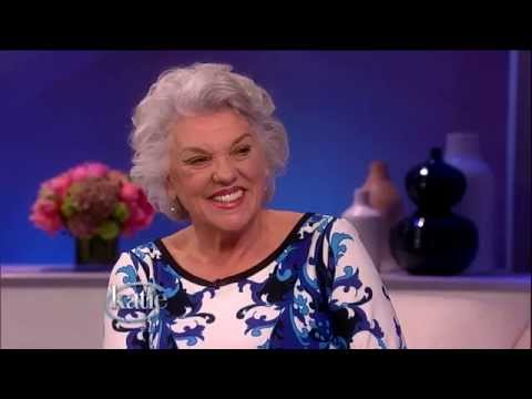 Catching Up With Tyne Daly - YouTube
