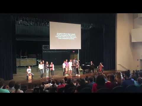 Eastern Mennonite School chapel worship