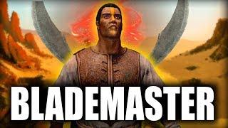 Skyrim SE Builds - The Blademaster - Remastered Build