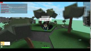 ROBLOX: An Admin In A Server!