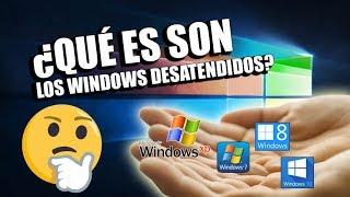 ¿Qué es un Windows Desatendido? y ¿Cuál es el mejor? | Bien explicado