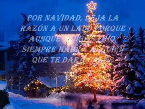 FELIZ  NAVIDAD (Musica de Wham -Last Christmas-)