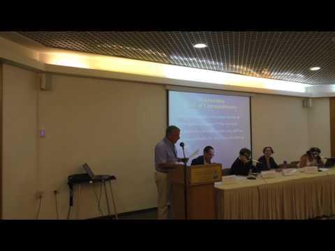 "Dr. Haim Shapira I Bar-Ilan University I ""The Virtue of Mercy – Law and Religion"""