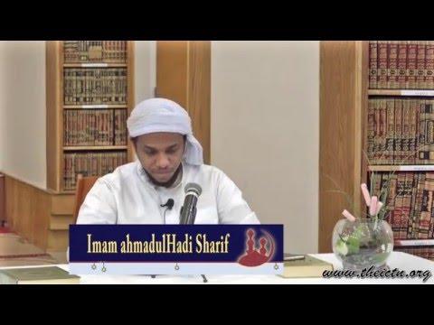 Explanation of Sahih al-Bukhari 7- The Book of Belief(Iman) Part 3 | Imam ahmedulHadi|