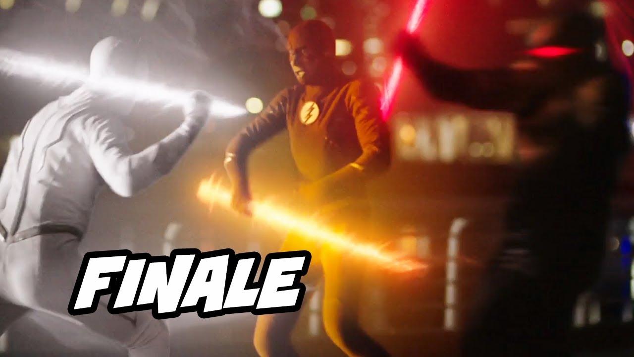 Download The Flash Season 7 Episode 18 Finale Ending - Season 8 Teaser and Easter Eggs Breakdown
