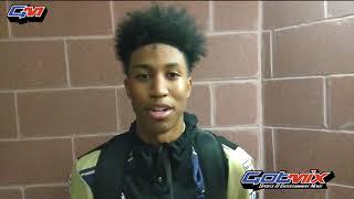 🔥🔥 (JBA) SF/G Shannon Handy Talks Not Playing High School Basketball, How The JBA Gave Him A Chance