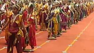 Guinness World Record Dance Performance by Navya Sreeramadasu in Bangalore.