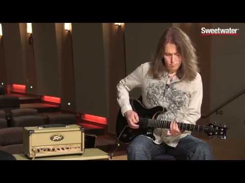 Peavey Classic 20 Mini Head Guitar Amplifier Demo by Sweetwater Sound