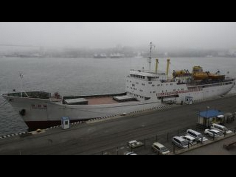New ferry service links Russia and North Korea