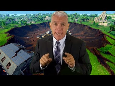 Attention All Fortnite Gamers   Dusty Divot Version  