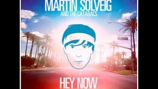 Martin Solveig, Steve Aoki, Chris Lake, Tujamo - Hey Now! (MaxxHouse and HungryBeat Mash Up)