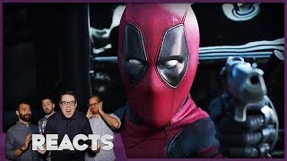 Deadpool FULL SPOILERS Review - Kinda Funny Reacts