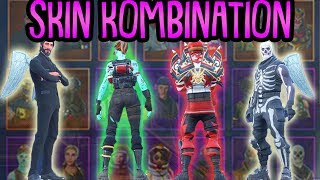 The BEST Skin Combinations in Fortnite! (very rare + Royal flags)