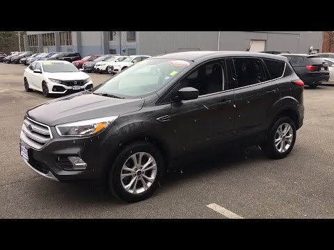 2019 Ford Escape Plymouth, Marshfield, Pembroke, Weymouth, and Brockton, MA IC7970P