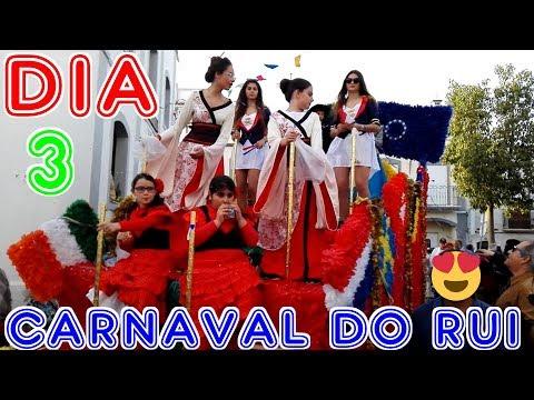 Carnaval São Brás de Alportel e Moncarapacho 2019 I Carnaval do Rui 2019