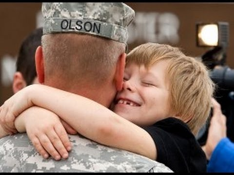 Soldiers Coming Home Emotional Compilation 24