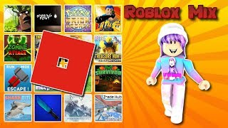 Roblox Mix #32 - Jailbreak, Phantom Forces and more!