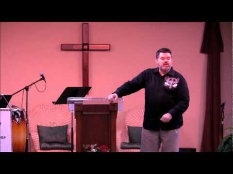 Pastor Eddie Cain - The Mind: Part 1