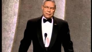 Gen. Colin Powell On Saving Private Ryan: 1999 Oscars