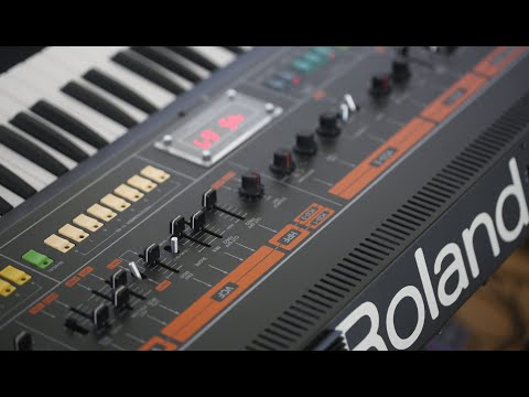 Roland JP-8 JUPITERS Symphony in c minor